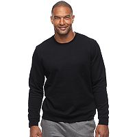 Big & Tall Tek Gear® Fleece Crewneck Tee