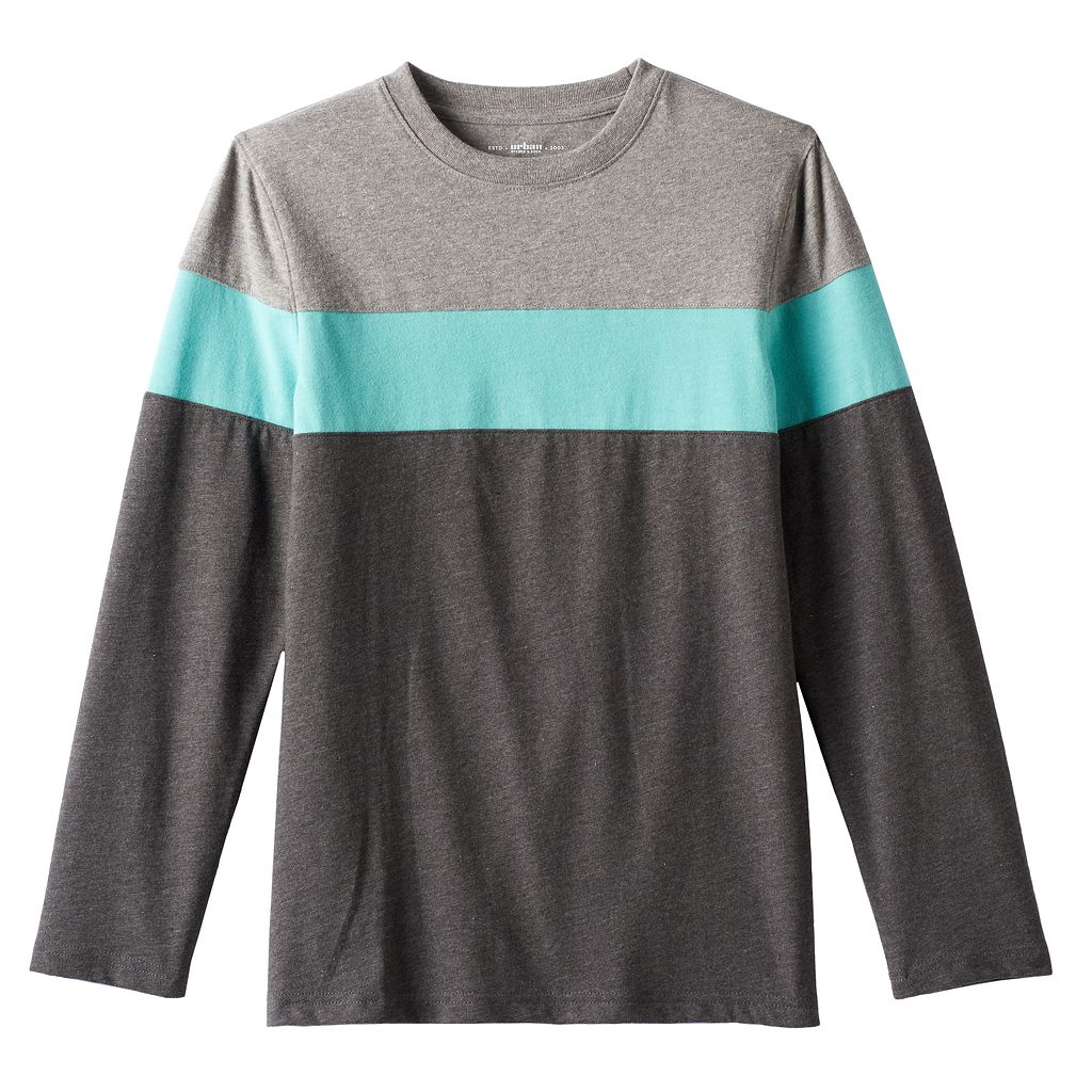 Boys 8-20 Urban Pipeline® Colorblock Tee
