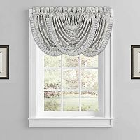 37 West Faith Waterfall Window Valance