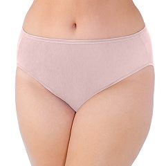 Plus Size Vanity Fair Illumination Hi Cut Panty 13810