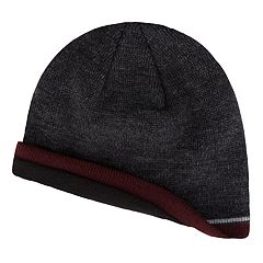 Men's Van Heusen Accent-Striped Beanie