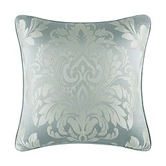 37 West Faith Jacquard Throw Pillow