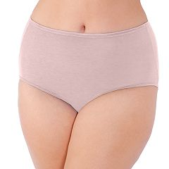 Plus Size Vanity Fair Illumination Brief Panty 13811