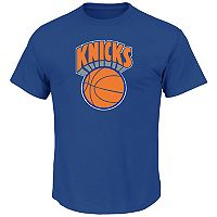 Boys 8-20 Majestic New York Knicks Logo Tee