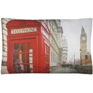 Park B. Smith Metro Farmhouse London Calling Nappy Pet Futon Pillow