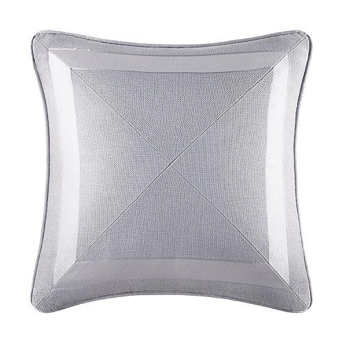 37 West Kennedy Frame Throw Pillow
