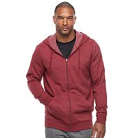 Big & Tall Tek Gear® Ultra Soft Heathered Fleece Hoodie
