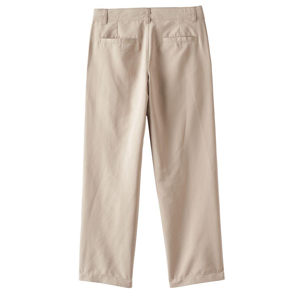 Boys 8-20 Chaps Performance School Uniform Pants