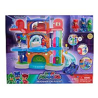 PJ Masks Deluxe Headquarters Play Set
