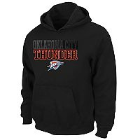 Boys 8-20 Majestic Oklahoma City Thunder Fleece Hoodie