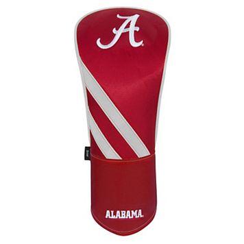 Team Effort Alabama Crimson Tide Stripes Driver Headcover
