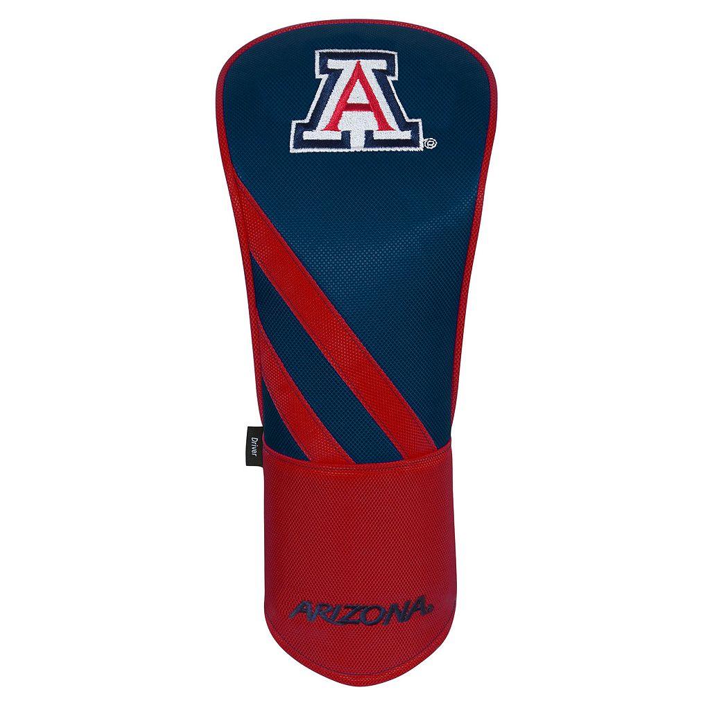 Team Effort Arizona Wildcats Stripes Driver Headcover
