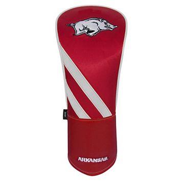 Team Effort Arkansas Razorbacks Stripes Driver Headcover