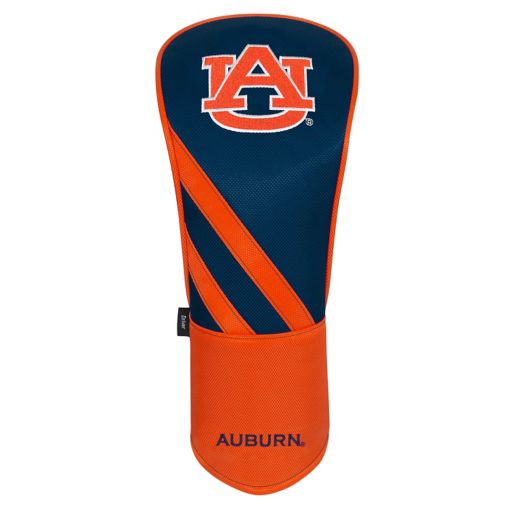 Team Effort Auburn Tigers Stripes Driver Headcover