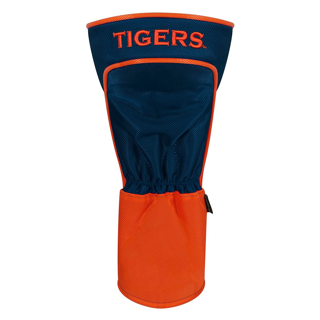 Team Effort Auburn Tigers Stripes Driver Headcover