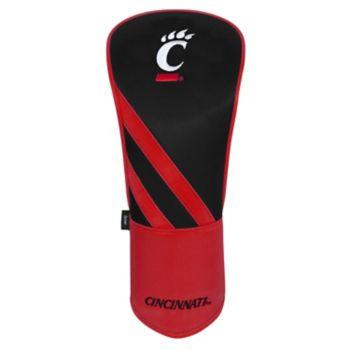 Team Effort Cincinnati Bearcats Stripes Driver Headcover
