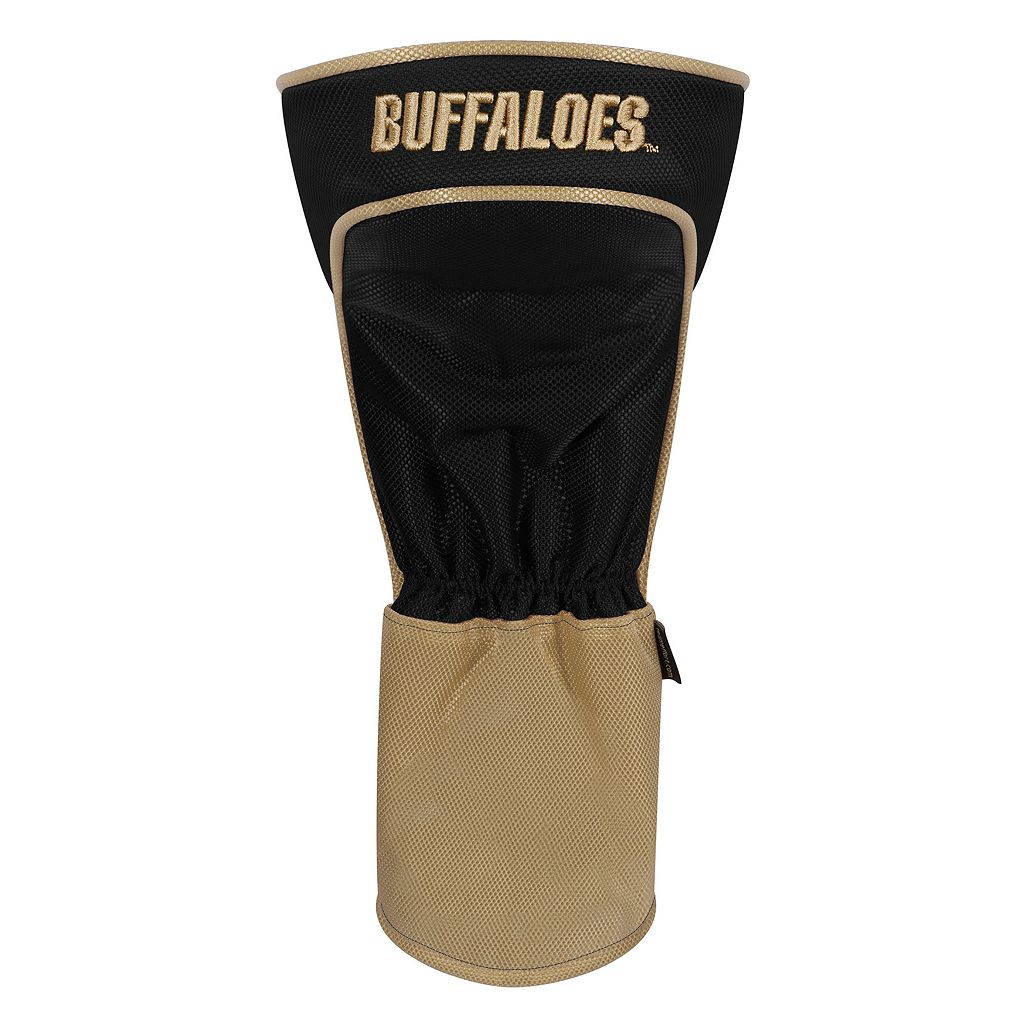 Team Effort Colorado Buffaloes Stripes Driver Headcover