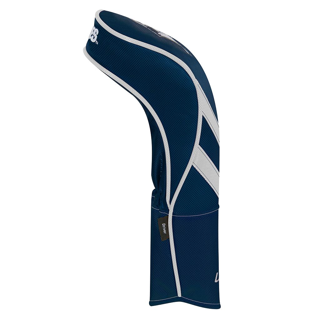 Team Effort UConn Huskies Stripes Driver Headcover
