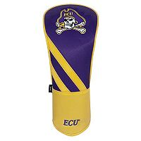 Team Effort East Carolina Pirates Stripes Driver Headcover