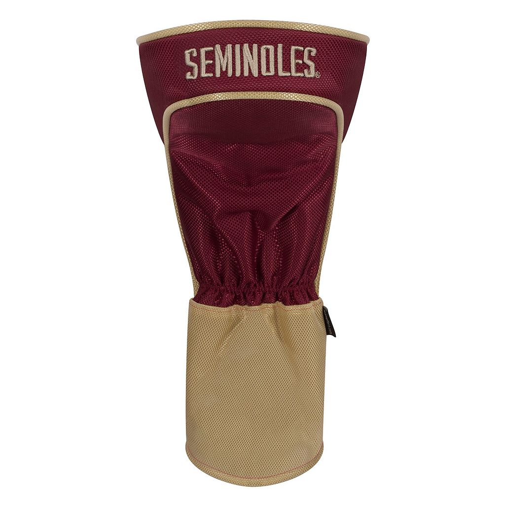 Team Effort Florida State Seminoles Stripes Driver Headcover