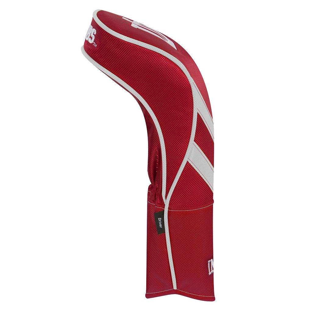 Team Effort Indiana Hoosiers Stripes Driver Headcover