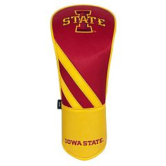 Team Effort Iowa State Cyclones Stripes Driver Headcover