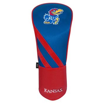 Team Effort Kansas Jayhawks Stripes Driver Headcover