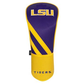 Team Effort LSU Tigers Stripes Driver Headcover