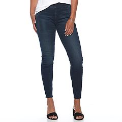 Women's Apt. 9® Pull-On Midrise Skinny Jeans