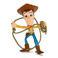 Disney's METALFIGS Woody Figure