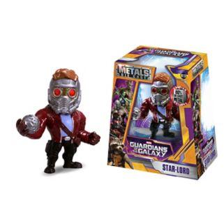"METALFIGS Guardians of the Galaxy 4"" Star Lord Figure"