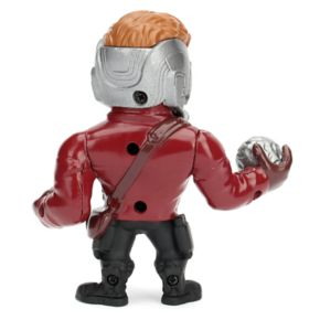 "METALFIGS Guardians of the Galaxy 4"" Star Lord Figure"