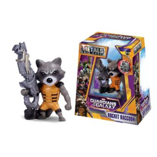 "METALFIGS Guardians of the Galaxy 4"" Rocket Racoon Figure"