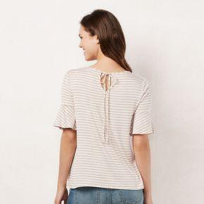 Women's LC Lauren Conrad Bell Sleeve Tee