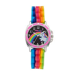 Limited Too Kids' Rainbow Unicorn Watch