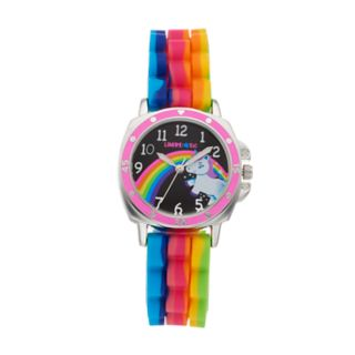 Limited Too Kids' Rainbow Unicorn Watch