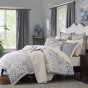 Madison Park Signature 9-piece Stein Comforter Set