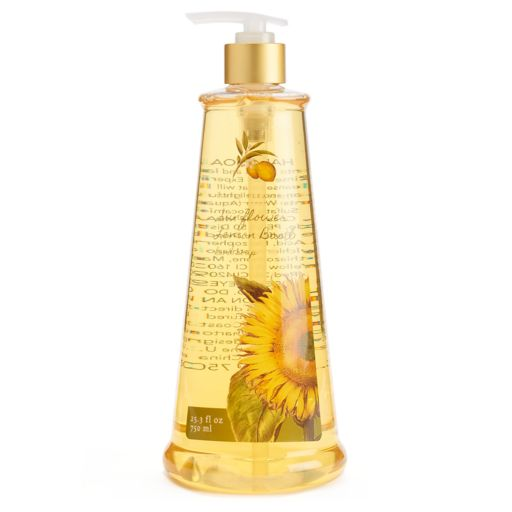 Simple Pleasures Sunflower Lemon Basil Hand Soap