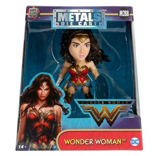 "METALFIGS Wonder Woman 4"" Diana Prince Figure"