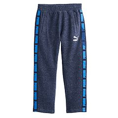 Boys 4-7 PUMA Tapered 'Puma' Logo Pants