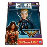 METALFIGS Wonder Woman 4' General Antiope Figure