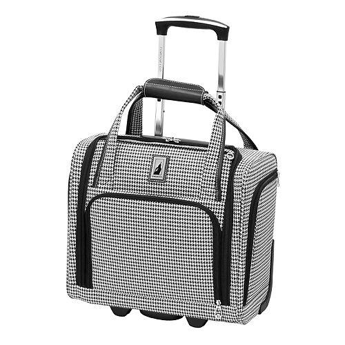 London Fog Cambridge 360 Wheeled Underseater Carry-on Luggage