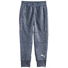 Boys 4-7 PUMA Seamed Jogger Pants