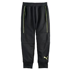 Boys 4-7 PUMA Seamed Jogger Pants