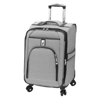 London Fog Cambridge 360 21-Inch Spinner Carry-On Luggage