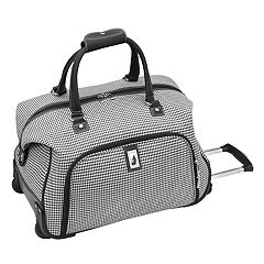London Fog Cambridge 360 20-Inch Wheeled Club Bag
