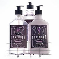 Simple Pleasures Lavender Vanilla 3-pc. Kitchen Caddy