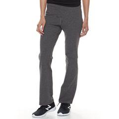 Petite Tek Gear® DRY TEK Straight-Leg Pants