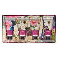 Simple Pleasures Floral Park 4-pc. Mini Hand Cream Collection