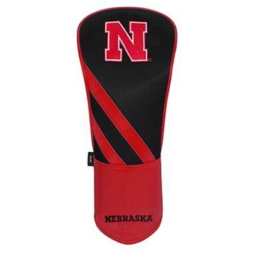 Team Effort Nebraska Cornhuskers Stripes Driver Headcover